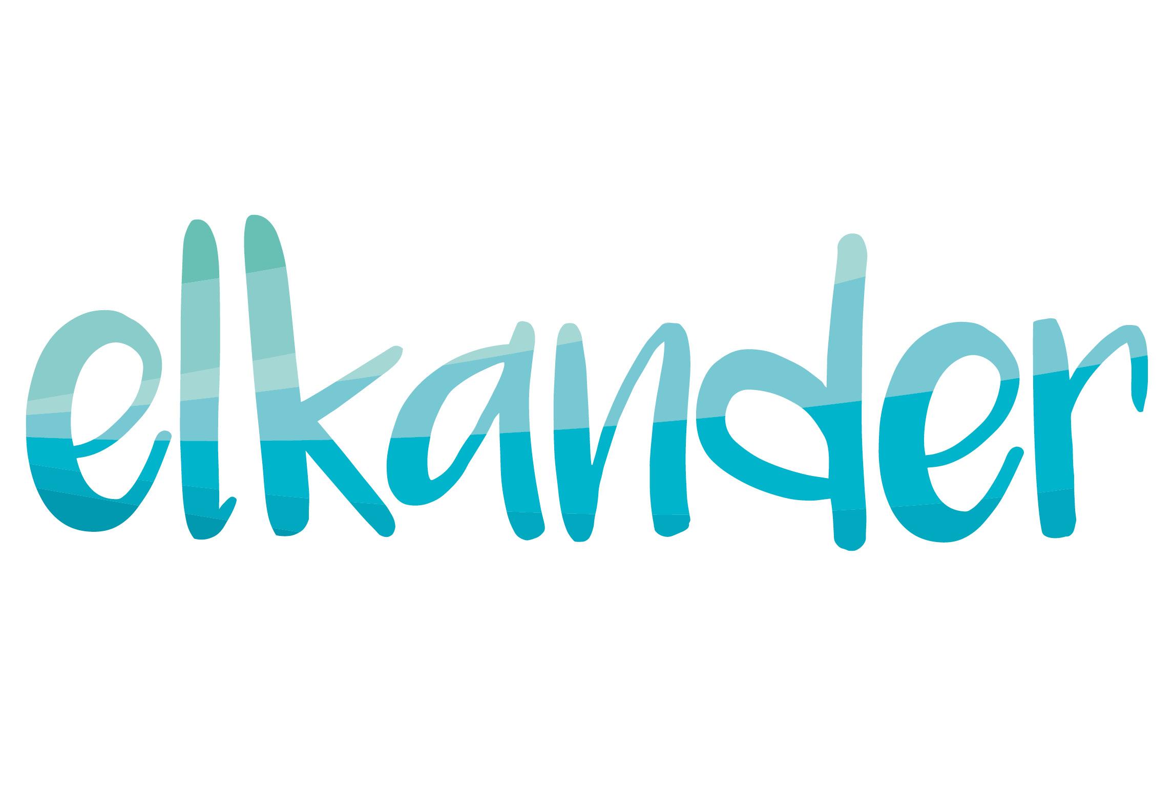 Elkander logo