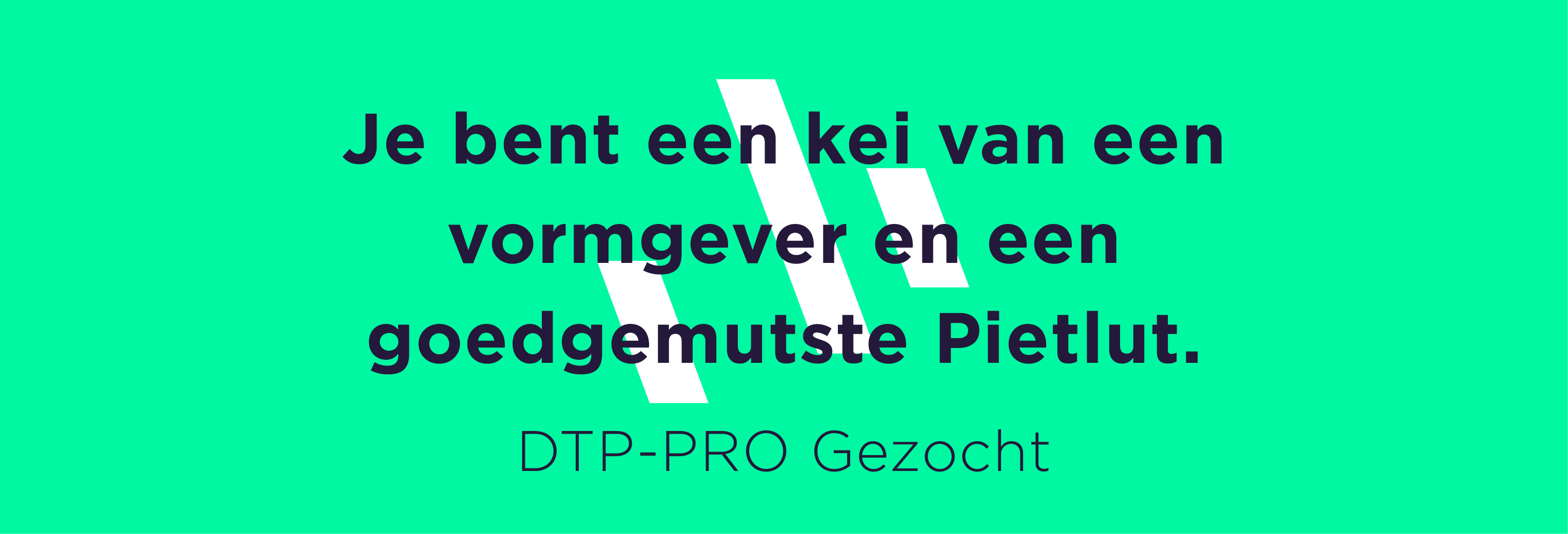 TEAM Live your brand vacature DTP
